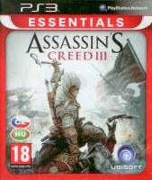 Assassin´s Creed III CZ (PS3)