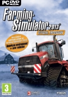 Farming Simulator 2013 - Titanium datadisk (PC)