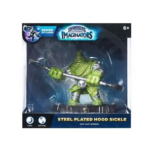 Skylanders: Imaginators - Steel Plated Hood Sickle