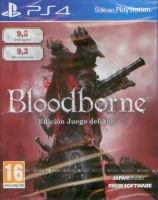 Bloodborne Game Of The Year (PS4)