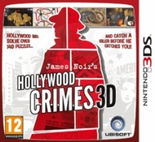 James Noir´s Hollywood Crimes 3D (3DS)