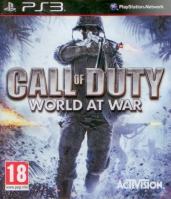 Call of Duty: World at War (PS3) použité
