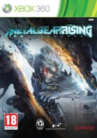 Metal Gear Rising Revengeance (X360)
