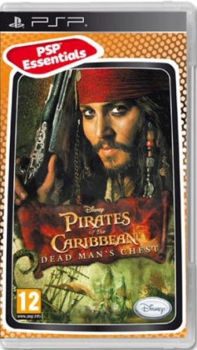 Pirates of the Caribbean: Dead Man´s Chest (PSP)