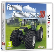 Farming Simulator 2012 3D (3DS)
