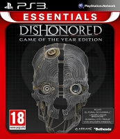 Dishonored - Game of The Year Edition (PS3)