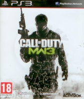 Call of Duty: Modern Warfare 3 (PS3) použité