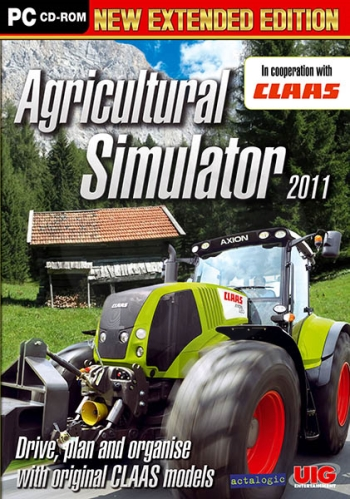 Agricultural Simulator 2011 - Extended Edition (PC)