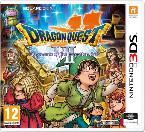 Dragon Quest VII: Fragments of the Forgotten (3DS)