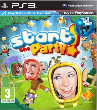 Start the Party (PS3)