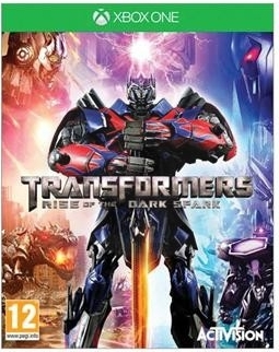 Transformers: Rise of the Dark Spark (XONE)