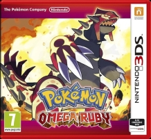 Pokémon Omega Ruby (3DS)