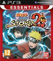 Naruto Shippuden Ultimate Ninja Storm 2 (PS3)