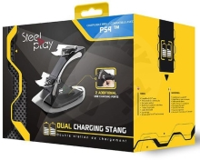 Steelplay Dual Controller Charging Station (PS4)