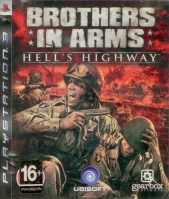 Brothers in Arms: Hell´s Highway (PS3) použité